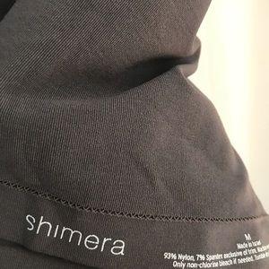 Shimera Tops - 3 tanks - shape wear - medium